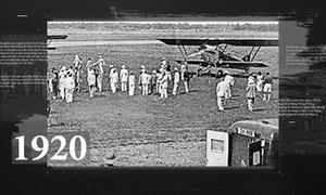 Sân bay Tân Sơn Nhất thay đổi thế nào trong 100 năm?