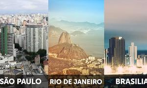 Thử tài hiểu biết thành phố lớn nhất của các quốc gia