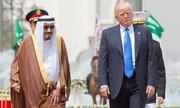 Trump: Vua Arab Saudi không thể tại vị nếu Mỹ không hỗ trợ