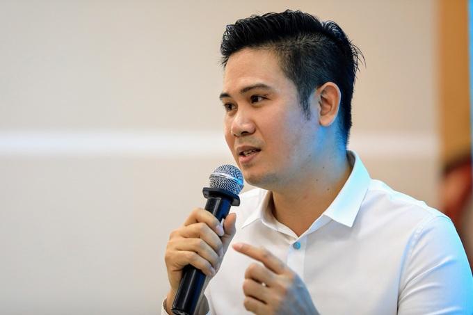 Sinh viên Hutech chia sẻ ước mơ khởi nghiệp với ông chủ Asanzo
