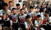 Đội bóng nhí Thái từng kẹt trong hang đi giao lưu ở nước ngoài