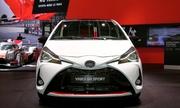 Toyota Yaris GS Sport 2019 trình làng tại Paris