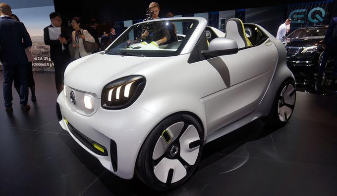 5 mẫu xe concept ấn tượng tại triển lãm ôtô Paris 2018