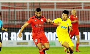 Top 5 pha ghi bàn ở vòng 25 V-League 2018