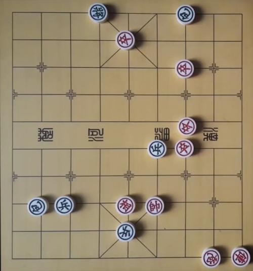 Tương quân quải ấn - thế cờ giang hồ khiến nhiều kỳ thủ bó tay, còn bạn?