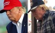 Mạng xã hội Mỹ bất ngờ vì 'bản sao hoàn hảo' của Trump