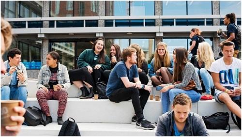 Hà Lan là đất nước lý tưởng về sự cởi mở, tự do và tiến bộ trong mắt các sinh viên quốc tế