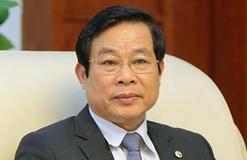 Ông Nguyễn Bắc Son, nguyên Bộ trưởng Thông tin Truyền thông. Ảnh: MIC