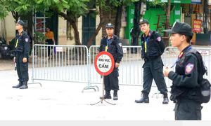 Công an Hà Nội lập hai vòng an ninh bảo vệ Quốc tang