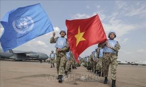 Những ngày đầu ở Nam Sudan của lực lượng Bệnh viện dã chiến Việt Nam