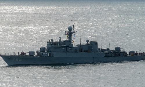 Tàu tuần tra Yeosoo của Hàn Quốc. Ảnh: Shipspotting.