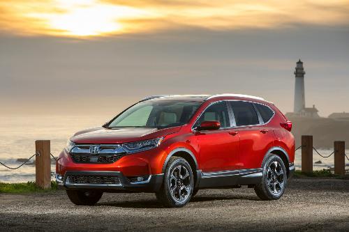 Honda CR-V gặp lỗi động cơ tại Mỹ. Ảnh: Autoguide.