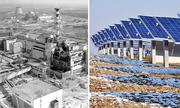Ukraina nỗ lực hồi sinh Chernobyl bằng nhà máy điện Mặt Trời