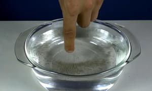 Hai thí nghiệm với nước và rượu
