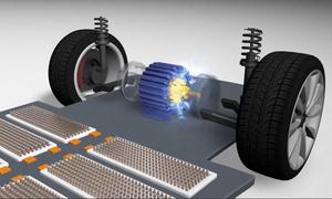 Nguyên lý hoạt động của xe ôtô điện