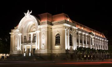 TP HCM xây nhà  hát giao hÆ°á»ng 1.500 tá»· lúc nà y là  lãng phí