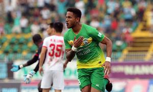Sài Gòn 4-1 Quảng Nam