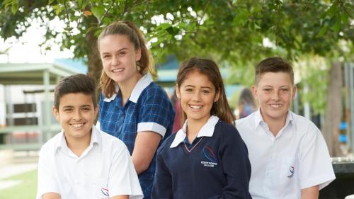 Du học sinh Australia đến từ rất nhiều quốc gia khác nhau.