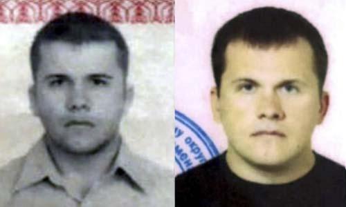 Ảnh nhận dạng của bác sĩ quân y Alexander Yevgenyevich Mishkin. Ảnh: Bellingcat.