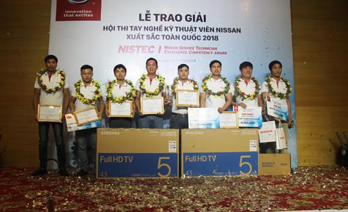 Các kỹ thuật viên xuất sắc được lựa chọn trong hội thi sẽ tiếp tục được đào tạo để đại diện cho Việt Nam tham dự các sân chơi quốc tế.