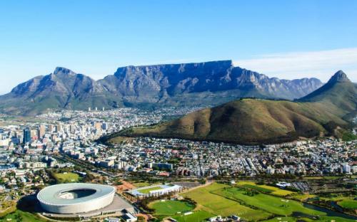 Một góc đất nước có ba thủ đô ở châu Phi. Ảnh: Telegraph