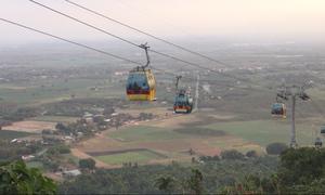 Khu du lịch quốc gia Núi Bà Đen mở rộng gần 3.000 ha