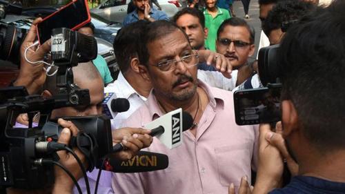 Diễn viên kỳ cựu của Ấn Độ Nana Patekar. Ảnh: BBC.