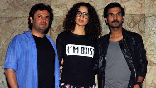 Đạo diễn Ấn Độ Vikas Bahl (ngoài cùng bên trái), người bị cáo buộc tấn công tình dục một nữ diễn viên vào năm 2015. Ảnh: BBC.