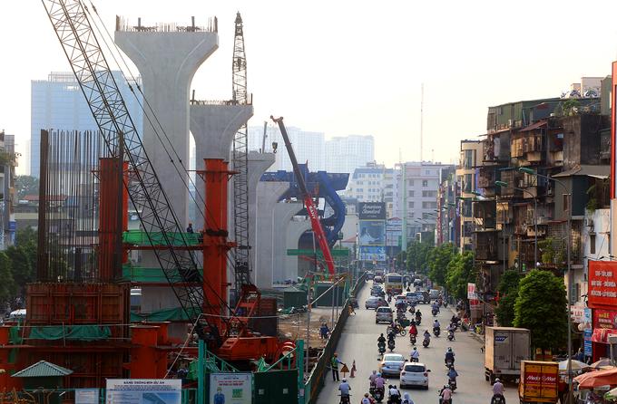 Đại công trường vành đai giao thông gần 10.000 tỷ ở Hà Nội