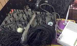 Giám đốc bị xét xử trong vụ án trộm cước viễn thông quốc tế