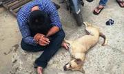 Ba công an bị phơi nhiễm HIV trong lúc khống chế kẻ trộm chó
