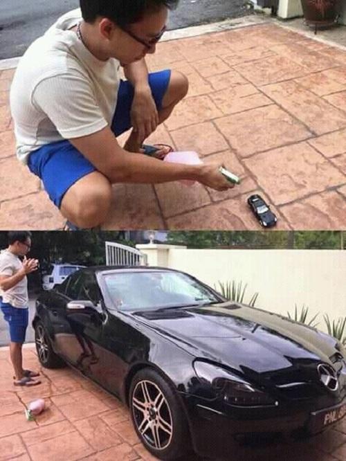 Cách để có tậu ôtô không tốn quá nhiều tiền.