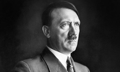 Trùm phát xít Adolf Hitler. Ảnh: Phys.org