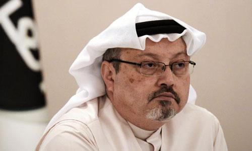 Nhà báo Arab Saudi Jamal Khashoggi. Ảnh: AFP.