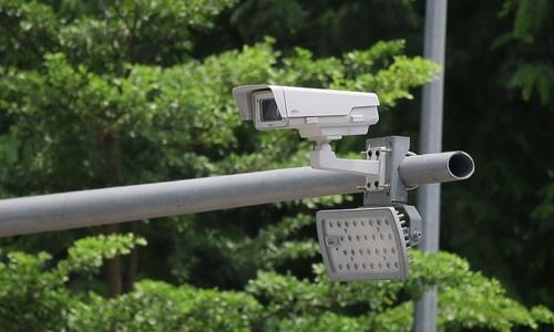 500 camera hỗ trợ cảnh sát Hà Nội giám sát, xử lý vi phạm giao thông