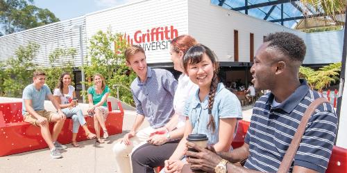 Hội thảo gặp gỡ đại diện Trường Griffith University - 1