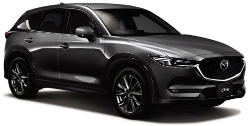 Mazda CX-5 2019 lần đầu trang bị động cơ tăng áp ra mắt tại Nhật. Ảnh: Mazda.