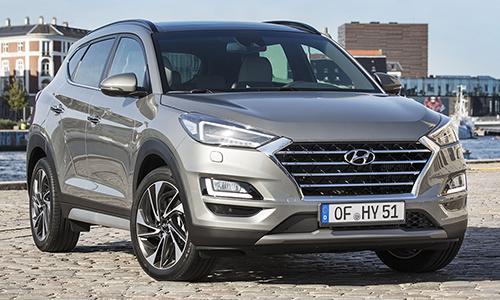 Hyundai dự kiến bán Tucson facelift tại Malaysia từ cuối tháng 10.
