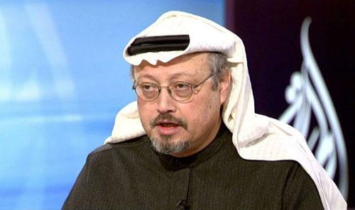 Nhà báo Arab Saudi Jamal Khashoggi