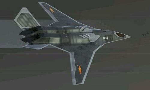 Mô hình thiết kế H-20 của Trung Quốc. Ảnh: Defense Blog.