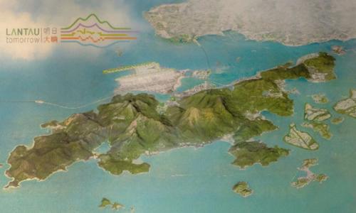 Đề án 63 tỷ USD xây đảo cho 1,1 triệu người ở gây tranh cãi của Hong Kong