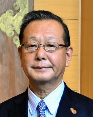 Thầy tế trưởng đền Yasukuni. Ảnh: Kyodo News.