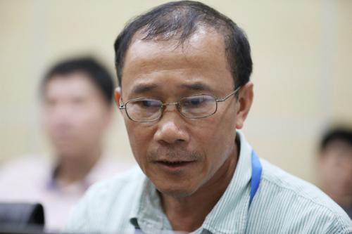 Ông Nguyễn Đăng Thiện-Phó Trưởng ban an toàn Tổng công ty điện lực thành phố Hà Nội.