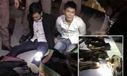 Thái Lan bắt hai nghi phạm người Việt buôn lậu xương và thịt hổ