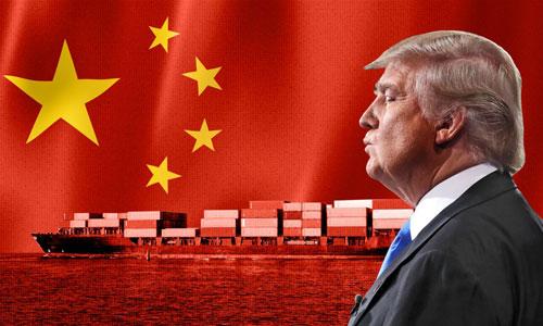 Sức ép có thể khiến Trung Quốc nhún mình trước đòn thương mại của Trump - ảnh 2