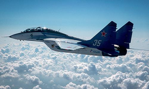 Tiêm kích MiG-29. Ảnh: Global Look Press.