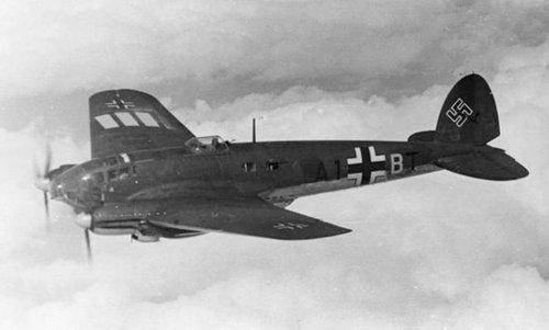 Oanh tạc cơ He 111 của Đức trong Thế chiến II. War History.