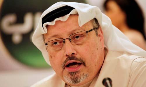 Nhà báoArab Saudi Jamal Khashoggi. Ảnh: AP.