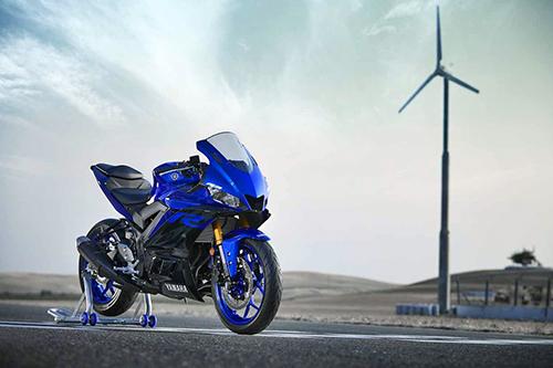 Yamaha YZF-R3 2019 ra mắt toàn cầu.