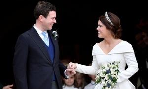 Công chúa Anh kết hôn với thương gia buôn rượu